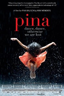 Pina - a film by Wim Wender