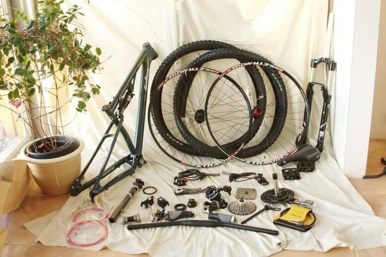 Not-A-Horsethief Components